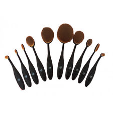 W7 Professional Soft Brush Collection 10 Piece Make Up Brush Set  Christmas Gift