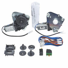 VW Caddy 03.04-On - Regulador de Ventana Frontal Derecho Izquierdo Kit de conversión eléctrico