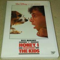 Honey I Shrunk the Kids  DVD] RARE oop