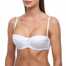 frugue Bra Multiway Strapless Demi Balcony Underwired Lace Balconette Padded
