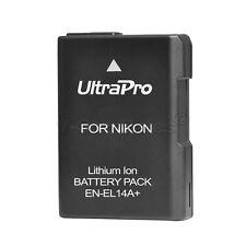 EN-EL14a Replacement Battery For Nikon D3100 D3200 D5100 D5200 D5300 P7700 DF