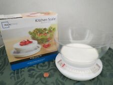 Kitchen Scale w/ Bowl by Mainstays