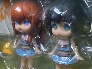 Nendoroid 197 Steins Gate Kurisu Makise & Mayuri Shiina Cheer Girl Ver. 2012