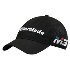 New 2018 TaylorMade M3/Tp5 LiteTech Tour Black Adjustable Hat/Cap