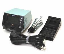 New Weller We1010na Digital Soldering Work Station Power Unit With Stand Amp Holder
