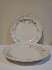 Pfaltzgraff Tea Rose Dinner Plates Set of 2 h0