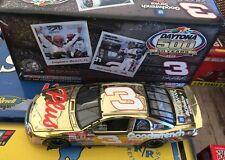 DALE EARNHARDT SR 1998 DAYTONA 500 WINNER GOLD CHROME 1/24