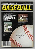 May 1981 Tommy Kay's Big Book of Baseball Paperback Book