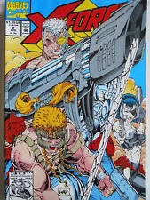 X-FORCE n°9 1992 ed. Marvel Comics [SA1]