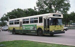 CTA Transit Bus - Number - 9870 - ORIG KR -  ralx1378
