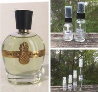 Pineapple Vintage KING Parfums Vintage Sample Decant 2ml 3ml 5ml 10ml 15ml 30ml