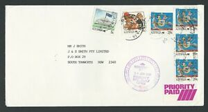Living Together Priority Paid Cover - Moorebank  26 June 1989 to South Tamworth