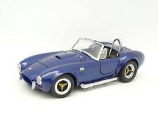 Kyosho SB 1/18 - Shelby Cobra 427 Bleue