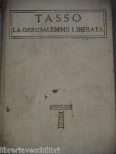 LA GERUSALEMME LIBERATA Con un discorso di Ugo Foscolo Tasso Costruire Classici