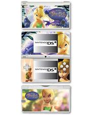 Disney Tinkerbell Vinyl Skin Sticker for Nintendo DSi