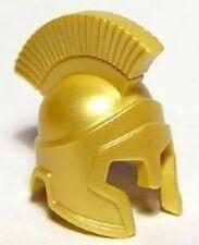 LEGO - Minifig, Headgear Helmet Spartan Warrior - Pearl Gold