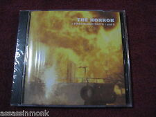 THE HORROR First Blood Parts I And II CD Voorhees Ripcord Heresy UK hardcore