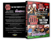 The Kevin Steen Show Tag Team Edition DVD, PWG ROH Young Bucks Super Smash Bros