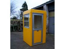 Car Park GRP Kiosk ticket office container cabin1200mm x 1200mm