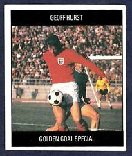 ORBIS 1990 WORLD CUP COLLECTION-#G-ENGLAND-WEST HAM-GEOFF HURST-GOLDEN GOAL