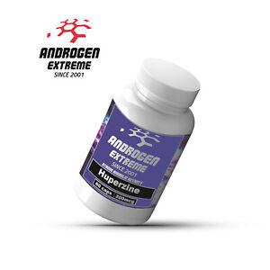 Huperzine A 200mcg  60 Tablets - Memory & Cognition Huperzia Serrata