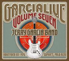 JERRY GARCIA CD - GARCIALIVE VOL.7: NOVEMBER 8, 1976 SOPHIE'S PALO ALTO (2016)