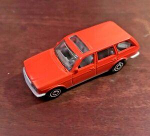 Matchbox Mercedes-Benz S 123 Station Wagon MBX '20 Series 3/12 Orange Loose VHTF