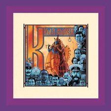 Kula Shaker K and Bonus 7inch LP Vinyl 33rpm