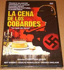 LA CENA DE LOS COBARDES / LE REPAS DES FAUVES - Français Español -Precintada