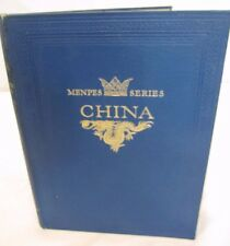 China by Mortimer Menpes with text by Sir Henry Arthur Blake 1909 Hardcover