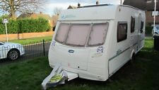 2004 LUNAR ZENITH (FIVE) 5 berth touring caravan - quick sale