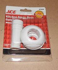 Ace Hardware Kitchen Spray Hose Guide White Plastic 4070850 106V