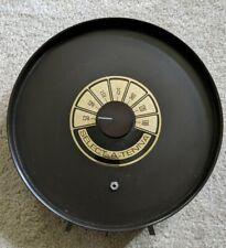 VTG SELECT-A-TENNA AM Radio Signal Booster Antenna Extender Mid Century Art Deco