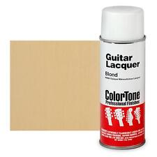 ColorTone 50s Classic Colors Aerosol Guitar Lacquer, Blond