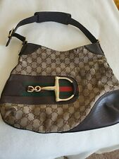 100% Authentic  pre owned gucci handbag
