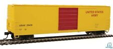 HO Scale Walthers 910-1921 * 50' Evans Boxcar, US Army #29439