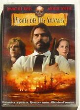 DVD PIRATES DES ILES SAUVAGES - Tommy LEE JONES / Michael O'KEEFE