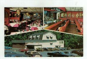 NJ Wayne New Jersey vintage  post card - The Paris Inn