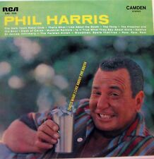 PHIL HARRIS That's What I Like About The South LP - Promo