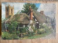 Vintage Connoisseur Deluxe Cottage Church 4000 Piece Jigsaw Puzzle NEW SEALED