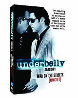 Underbelly Season One-War on the Streets-DVD New Fast Ship! (VG-210817DV/VG-093)
