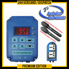 2 x Controller Meter Control (Ph + Redox/ORP) co2 value sweet/Salt Water p13
