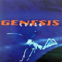 Genesis ‎CD Single Congo - Holland (EX/EX+)