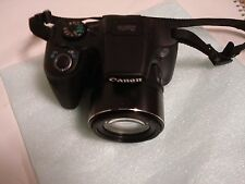 Very Nice Canon Powershot SX520 16mp Digital Camera 42x Optical Zoom