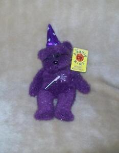 Beanie Kids WIZZ THE MAGICAL NMT BK 241 Kennys Cardiology Exclusive Retired Rare
