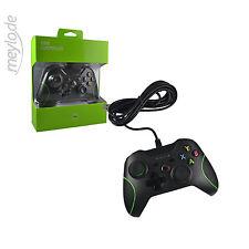 Controller Gamepad SCHWARZ GRÜN NEU&OVP f Xbox One Xbox One Elite Xbox One S