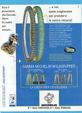 BICMON997-PUBBLICITA'/ADVERTISING-1997- MICHELIN GAMMA WILDGRIPPER