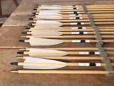 Custom Wood Arrows X 1 Dozen