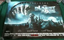 Planet Of The Apes starring Mark Wahlberg Film Poster 102 x 77cms