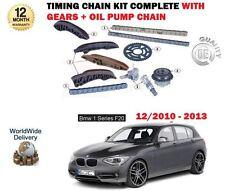 para BMW F20 120d 125d XD RIVE 2010-2013 Cadena Transmisión Set + MARCHAS+